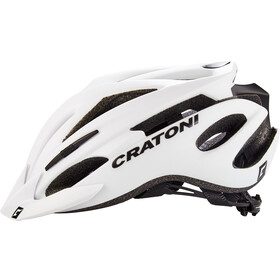 Cratoni Pacer Helm weiß